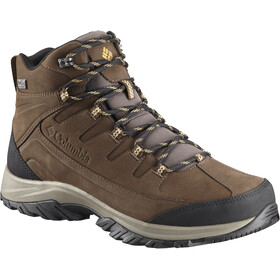 Columbia Terrebonne II Mid Outdry Shoes Men Mud/Curry